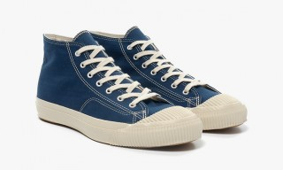 Anachronorm Update the Paradise Sneaker in Herringbone for Spring 2014