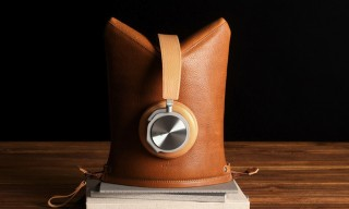 Hard Graft Introduce Leather Accessories for Bang & Olufsen B&O PLAY