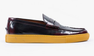 Band of Outsiders Footwear for Spring/Summer 2015