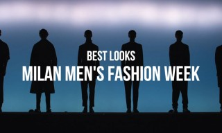 Best Looks | Milan Men's Fashion Week Spring/Summer 2015