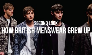 Second Look | How British Menswear Grew Up