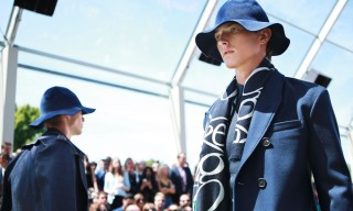 Burberry Prorsum Spring/Summer 2015 – Inspired by Travel Writing