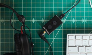 The Tiny Cambridge Audio DACMagic XS Headphone Amp
