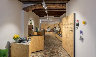 "Inside Homewares Store ""Details Design"" in Trento – Italy"