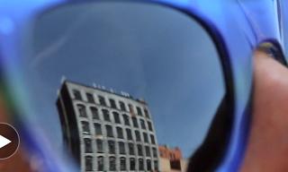Jason Nocito Creates Short Film for Études & RETROSUPERFUTURE Eyewear Range