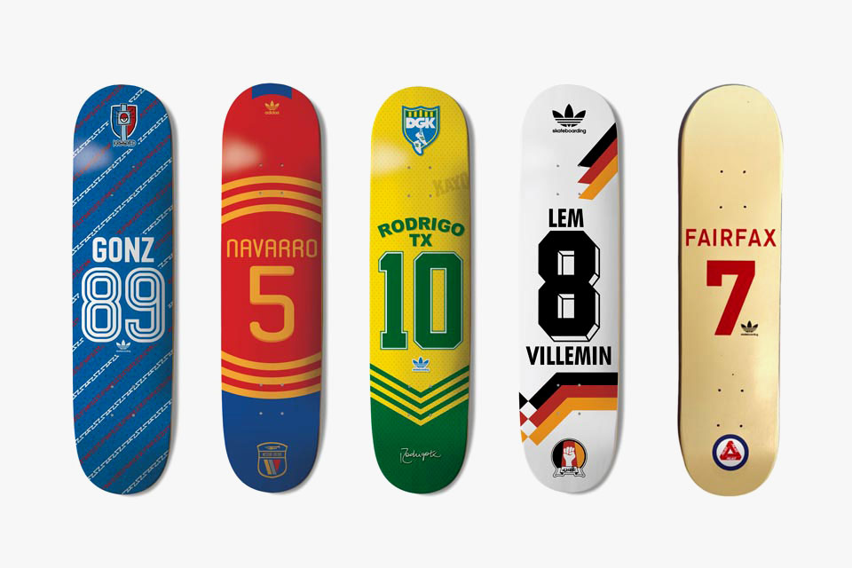 Selectism Buyers Guide | 10 Essentials for FIFA World Cup Fans