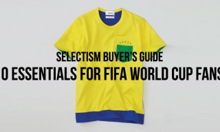 Selectism Buyer's Guide | 10 Essentials for FIFA World Cup Fans