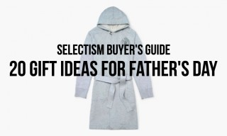 Selectism Buyer's Guide | 20 Gift Ideas for Father's Day