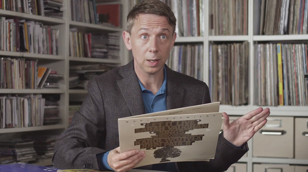 DJ Gilles Peterson on his Ever Expanding Record Collection