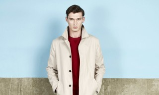 Gloverall Spring/Summer 2015 – '50s Prints & Showerproof Outerwear