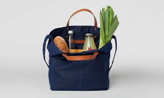 Ally Capellino Market Bag for The Gourmand Issue 4