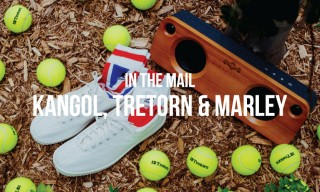 In The Mail | Kangol, Tretorn & Marley