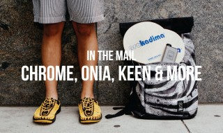 In The Mail | Chrome, Onia, Keen & More
