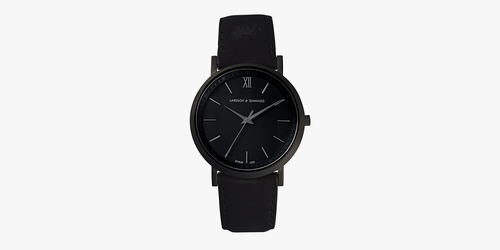 Larsson & Jennings All-Black Umbra Watch