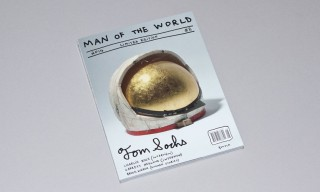 "First Look Inside the Limited-Edition ""Man of the World"" #8 – Tom Sachs Cover"