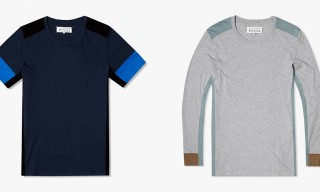 Maison Martin Margiela 10 Color Panel T-shirts – 4 Options