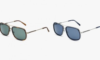 Matsuda & Odin New York Create 2 Timeless Sunglass Frames