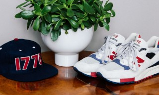 New Balance and Ebbets Field for J.Crew Independence Day Exclusives