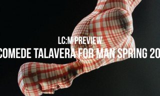 London Collections: Men Preview | Nicomede Talavera for MAN Spring/Summer 2015