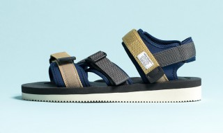 Suicoke (Japan) for Norse Projects Sandals for Summer 2014