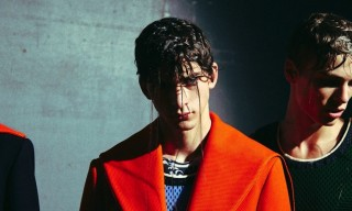 Behind the Scenes at Raf Simons Spring/Summer 2015 with Dazed