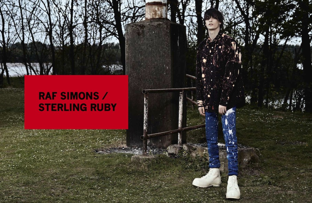 Raf-Simons-Sterling-Ruby--Campaign-1