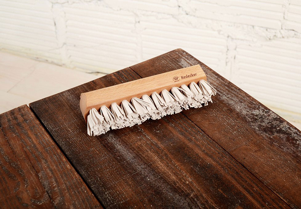 Rubber Bristle Lint Brushes by Redecker   Handmade in Germany