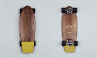 New York via California – SALT Skateboards in 3 Color Choices