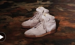 Reebok for Sand.W.Man – A Project from the Founders of TheSoloIst. & nonnative
