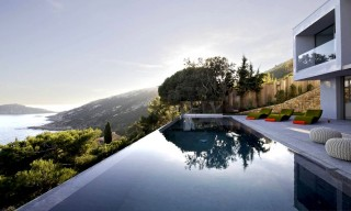 The St Tropez Home with Infinity Pool & Incredible Cliff-Side Views