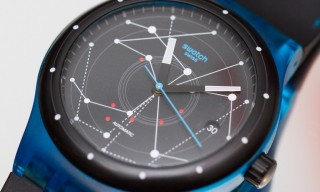 Another Look: Swatch Automatic SISTEM 51 Watch