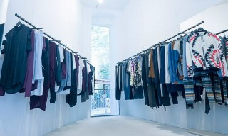 Inside the Temporary Showroom Concept Store – Berlin