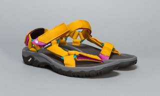 Teva & Japanese Store Oshman's Create a Colorful Summer Sports Sandal