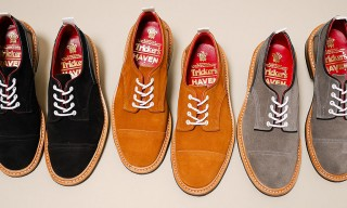 Tricker's for Haven Shop Exclusive Summer 2014 Brogues and Derbies