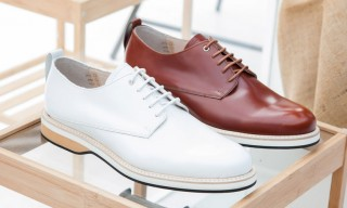 WANT Les Essentiels Introduce Footwear for Spring 2015