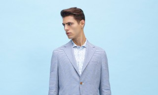 A Youthful and Vibrant Spring/Summer 2015 from Boglioli