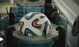 Watch the Making of adidas' Brazuca Ball for the World Cup