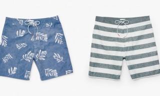 Katin for Club Monaco Summer 2014 Beachwear Collection
