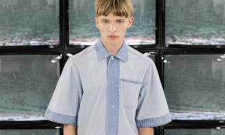 A Whitewashed Spring/Summer 2015 from Common