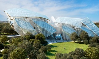 Frank Gehry Designs LVMH's Foundation Louis Vuitton Paris Museum