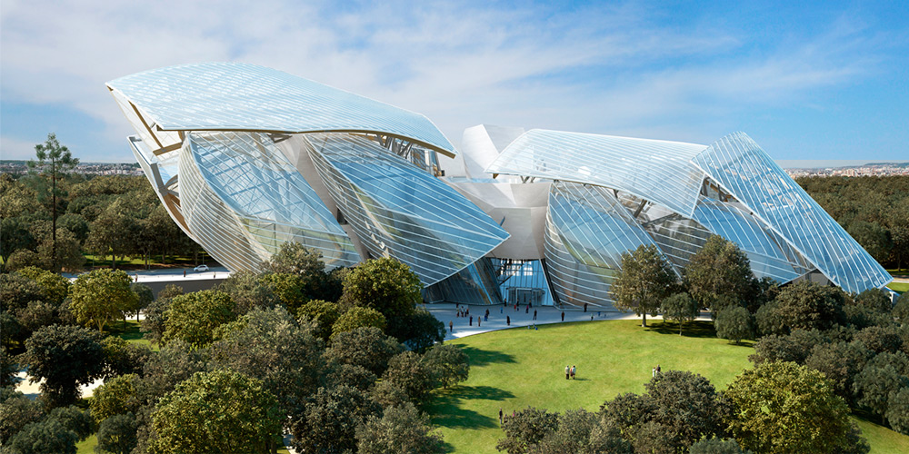 Frank gehry designs lvmh 39 s foundation louis vuitton museum selectism - Frank gehry louis vuitton ...