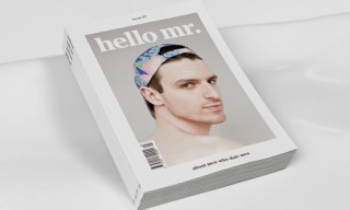 "Inside ""Hello Mr."" Issue 03 with Ryan Fitzgibbon"