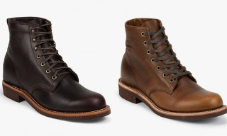 Preview the Chippewa for J.Crew Plain-Toe Boots for Fall/Winter 2014