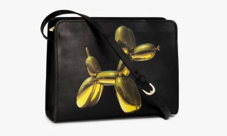 Jeff Koons for H&M's Largest Store and Limited-Edition Bag