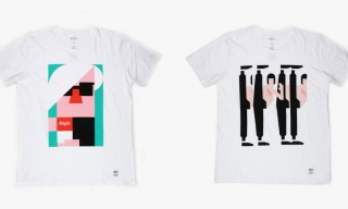 Screen Printed Icons Shirts by Simple People and kapok