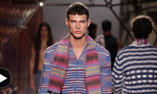 "Watch Missoni's Spring/Summer 2015 Runway – ""Bohemian Hedonism"""