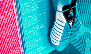 A Closer Look at the Puma World Cup 2014 Tricks Collection Cleats