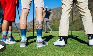 Stance Fusion Triniti Golf Socks