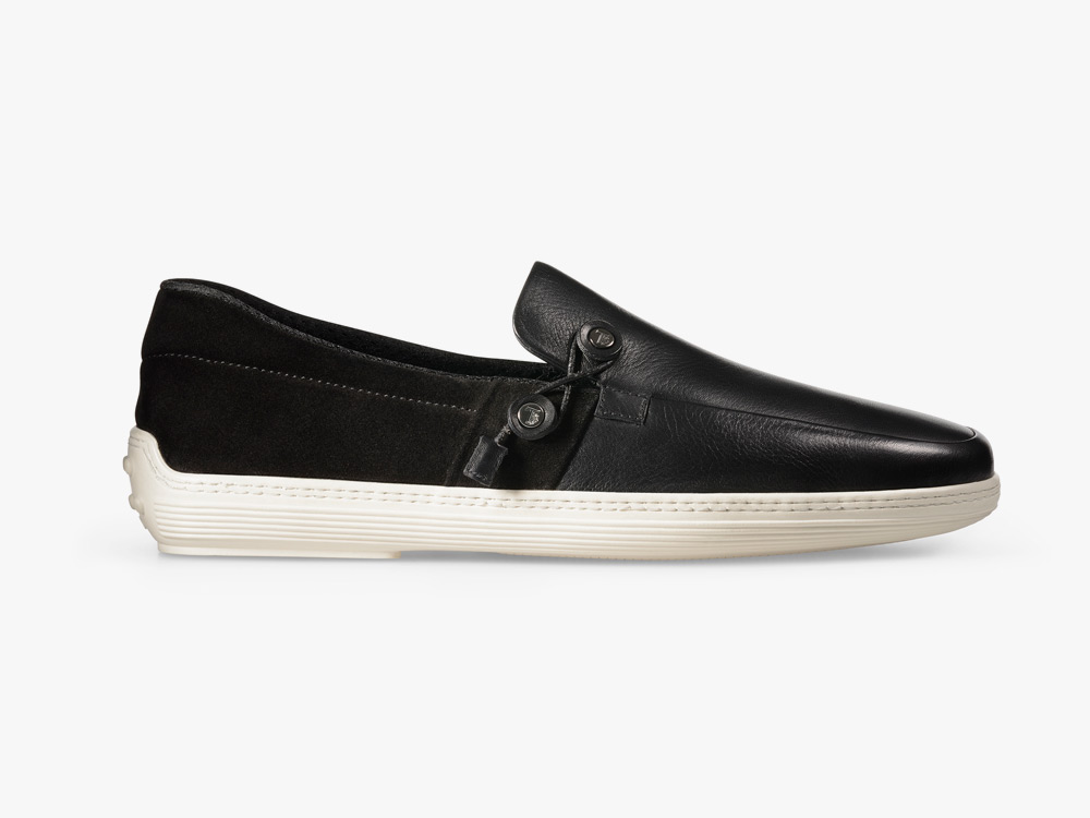 Tods Limited Edition Envelope Boat Shoes by Nendo