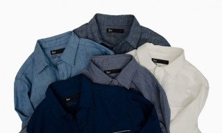 3×1 Denim Pop-Over Shirts for Cool Hunting